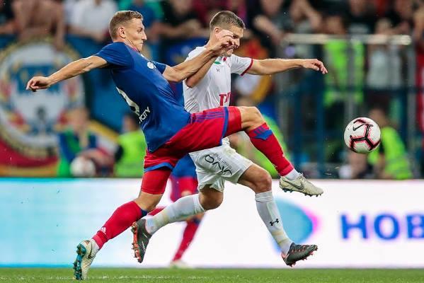 Kết quả Krylya Sovetov 0-0 CSKA Moscow, vòng 1 VĐQG Nga