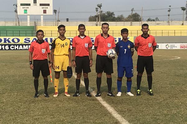 Bảng xếp hạng U16 Đông Nam Á 2018 hôm nay (1/8): U16 Lào sánh ngang U16 Thái Lan ở bảng B