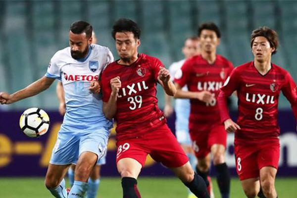 Kết quả Kashima Antlers 1-2 Tokyo, vòng 19 J.League 1