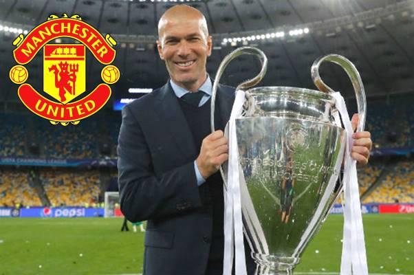 Tin chuyển nhượng chiều nay 1/8: MU bổ nhiệm Zidane thay Mourinho ngồi ghế nóng?