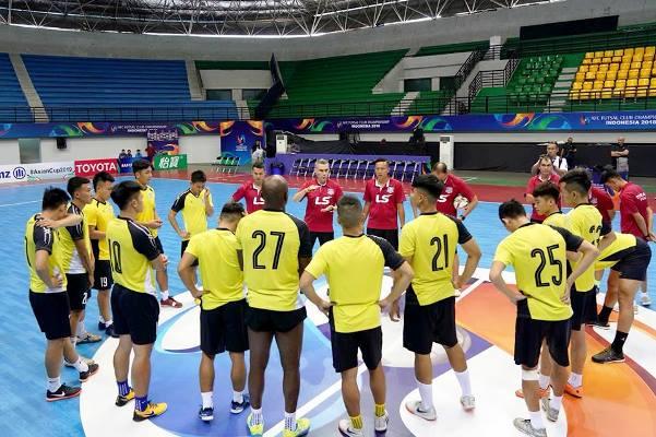 Kết quả Thái Sơn Nam vs Jeonju FC (FT 10-1): Chiến thắng hủy diệt