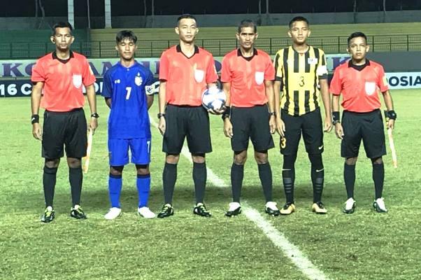 Kết quả U16 Thái Lan 7-0 U16 Brunei: Sức mạnh tuyệt đối