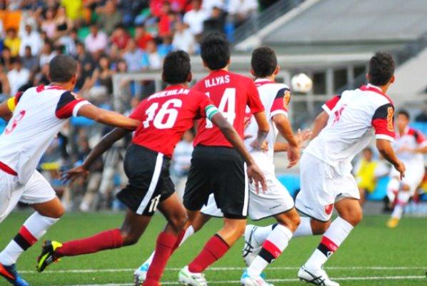 Kết quả U16 Singapore 1-2 U16 Lào, bảng B U16 Đông Nam Á 2018