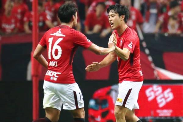 Kết quả Urawa Reds 2-0 Kawasaki Frontale: Chiến thắng thuyết phục