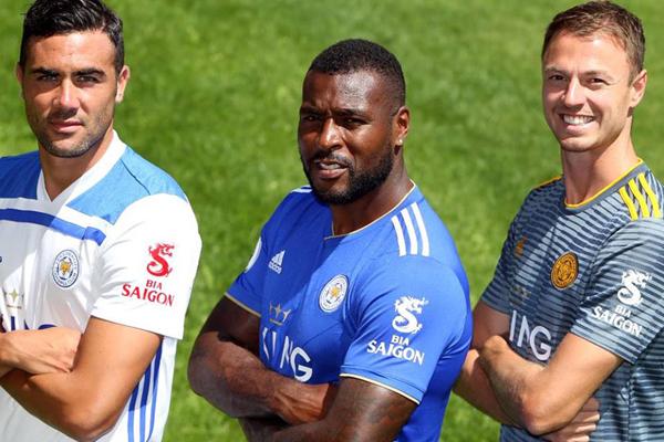 Bia Sài Gòn tài trợ cho Leicester City
