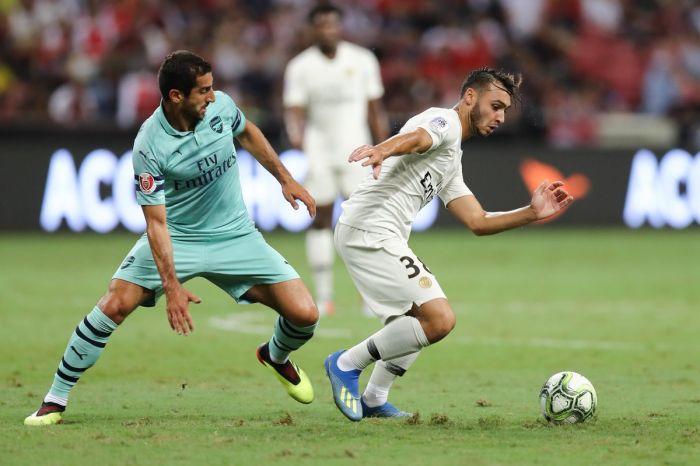Nhận định Arsenal vs Lazio 01h00, 05/08 (Giao hữu CLB)