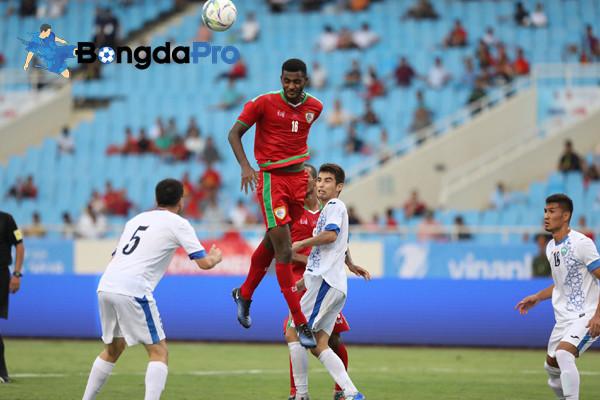 Kết quả U23 Uzbekistan vs U23 Oman (FT 0-0): Hàng công vô duyên, U23 Uzbekistan bị cầm hòa