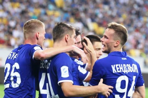 Kết quả Dynamo Kiev 1-0 Shakhtar Donetsk, vòng 3 VĐQG Ukaraine