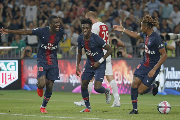 Kết quả PSG 4-0 Monaco: PSG đoạt Siêu Cúp Pháp 2018 dù Neymar dự bị