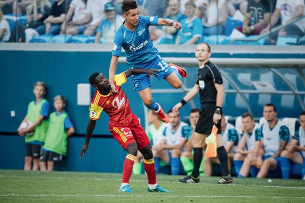 Kết quả Zenit 1-0 Arsenal Tula: 'Nhát kiếm' duy nhất