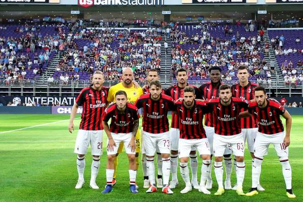 Kết quả AC Milan vs Barcelona (FT 1-0): Nhát kiếm phút bù giờ