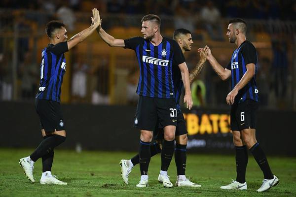 Kết quả bóng đá ICC Cup 2018 hôm nay (5/8): Inter Milan 1-0 Lyon