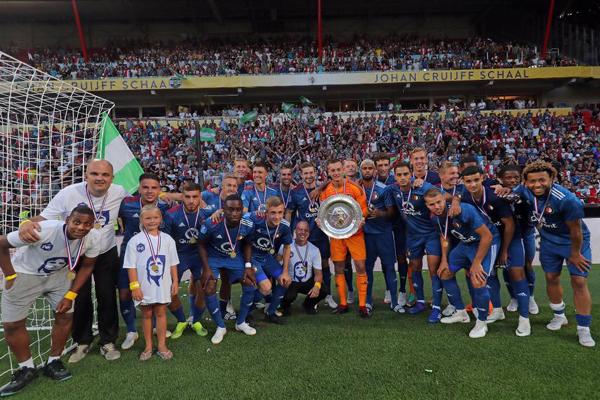 Kết quả tiếp PSV 0-0 Feyenoord (pen: 5-6): Feynoord đoạt Siêu Cúp Hà Lan đầy kịch tính
