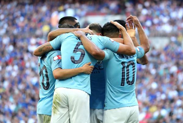 Kết quả Man City 2-0 Chelsea: Man City đoạt Siêu Cúp Anh 2018