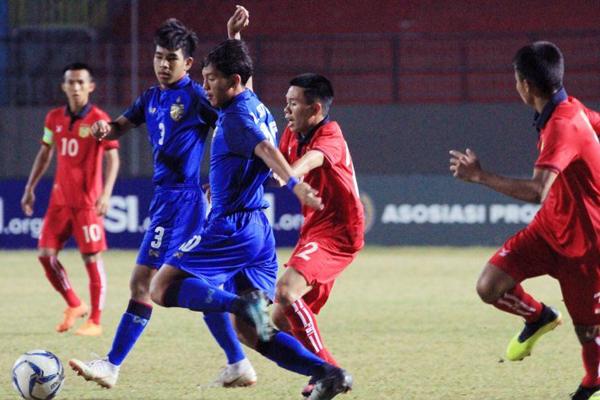 Bảng xếp hạng U16 Đông Nam Á 2018 hôm nay (5/8): U16 Thái Lan đi tiếp, U16 Lào bảo vệ thành công ngôi nhì bảng B