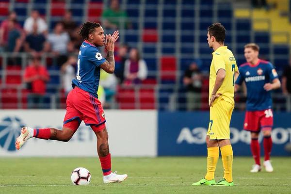 Kết quả CSKA Moscow 0-1 Rostov, vòng 2 giải VĐQG Nga 2018/19