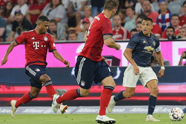Kết quả bóng đá hôm nay (6/8): Bayern Munich 1-0 MU