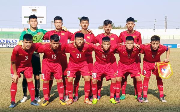 Kết quả U16 Việt Nam vs U16 Myanmar (FT 2-2): Phung phí cơ hội, thầy trò Vũ Hồng Việt về nước sớm