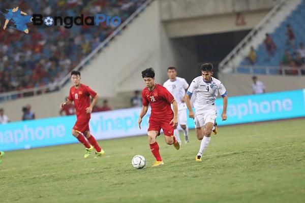 Video bàn thắng U23 Việt Nam vs U23 Uzekistan: Giải U23 Quốc tế - Cúp Vinaphone