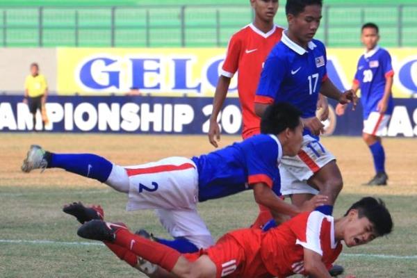 TRỰC TIẾP U16 Singapore vs U16 Brunei, 19h ngày 7/8