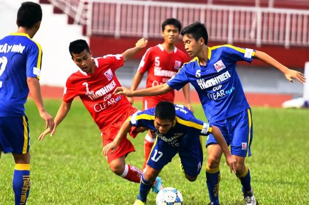 Kết quả U21 Bình Định vs U21 Đắk Lắk (FT 1-6): Đắk Lắk hẹn SLNA tranh ngôi đầu bảng