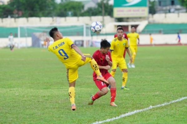 Kết quả U21 SLNA vs U21 Khánh Hòa (FT 3-0): Đàn em Phan Văn Đức giữ mạch toàn thắng