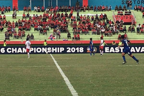 Kết quả U16 Thái Lan 1-0 U16 Myanmar: U16 Thái Lan vào chung kết U16 Đông Nam Á 2018