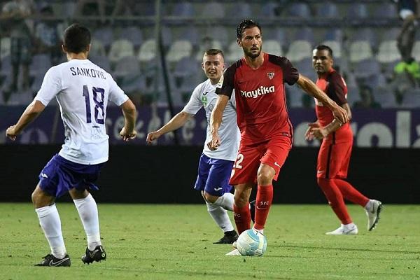 Danh sách cầu thủ Sevilla mùa giải 2018/2019
