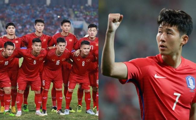 TIẾT LỘ: Olympic Hàn Quốc để dành Son Heung-min để 'chiến' Olympic Việt Nam tại ASIAD 18