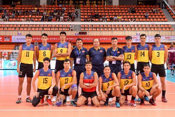 Kết quả Việt Nam 2-3 Thái Lan, Cúp vô địch bóng chuyền Nam châu Á 2018