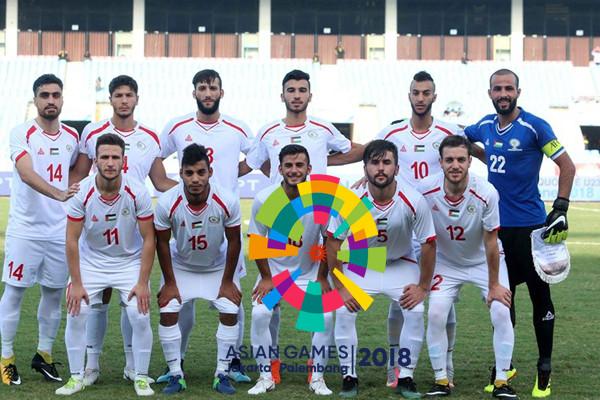 Diễn biến U23 Palestine vs U23 Đài Loan (Vòng bảng ASIAD 2018)