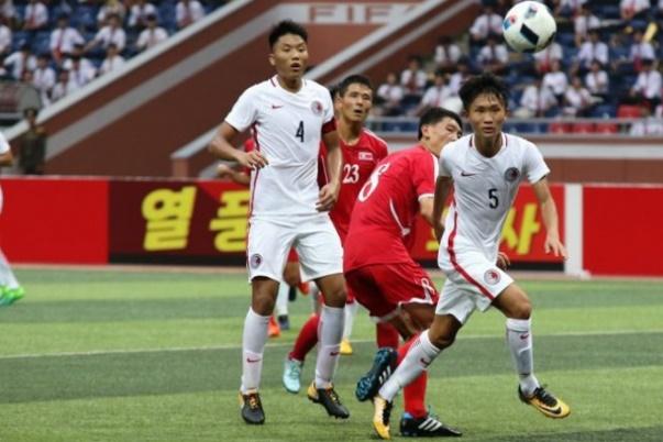 Kết quả U23 Lào 1-2 U23 Hong Kong: U23 Lào trắng tay ngày ra quân ASIAD 2018