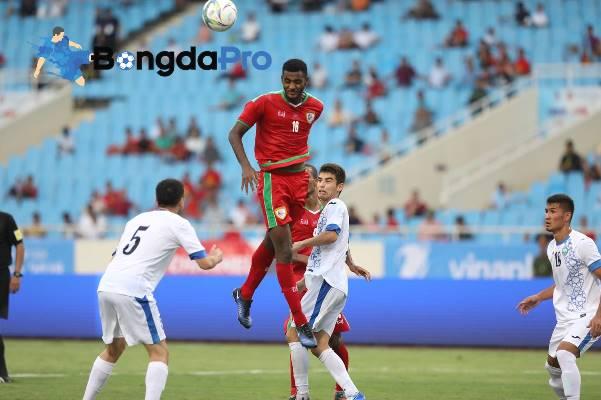 Kết quả U23 Palestine vs U23 Đài Loan (FT 0-0): Bất phân thắng bại
