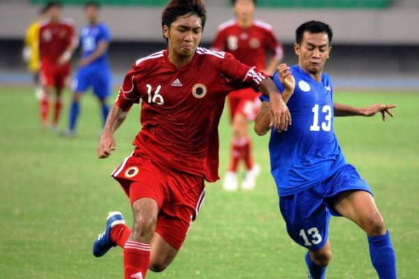 Diễn biến U23 Lào 1-3 U23 Hong Kong (Vòng bảng ASIAD 2018)