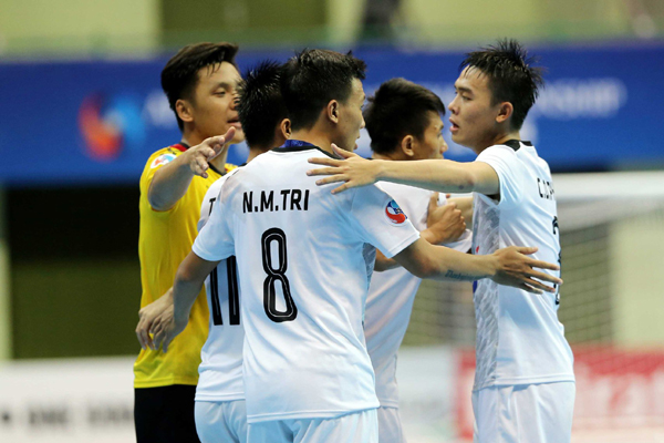 Lịch thi đấu Thái Sơn Nam vs Mes Sungun FSC (Chung kết Futsal CLB châu Á)