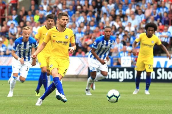 Kết quả Huddersfield Town 0-3 Chelsea (FT): The Blues mở màn 'thuận buồm xuôi gió'