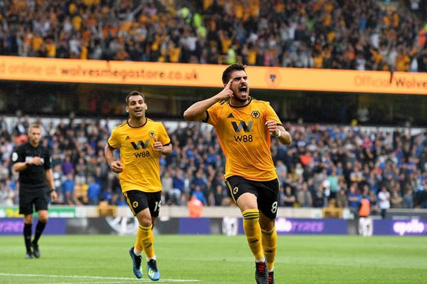 Kết quả Wolves 2-2 Everton, vòng 1 Ngoại hạng Anh mùa 2018/19