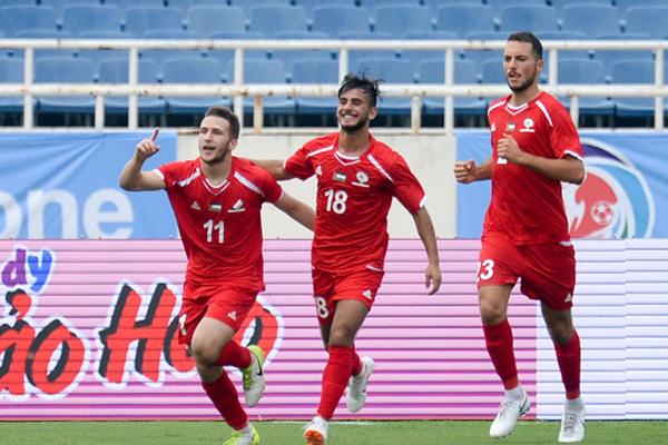 Diễn biến U23 Lào vs U23 Palestine (Vòng bảng ASIAD 2018)