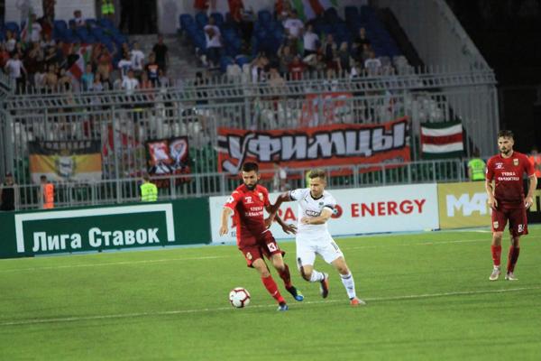 Kết quả vòng 3 giải VĐQG Nga: Ufa 0-1 Krasnodar