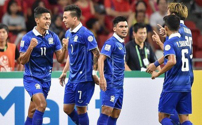 Diễn biến U23 Thái Lan 1-1 U23 Qatar (bóng đá nam ASIAD 2018)