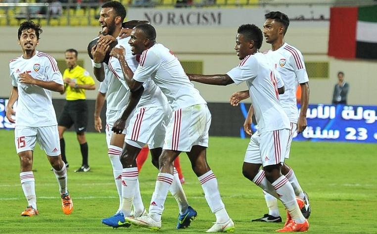 Diễn biến U23 UAE 0-1 U23 Syria (bóng đá nam ASIAD 2018)