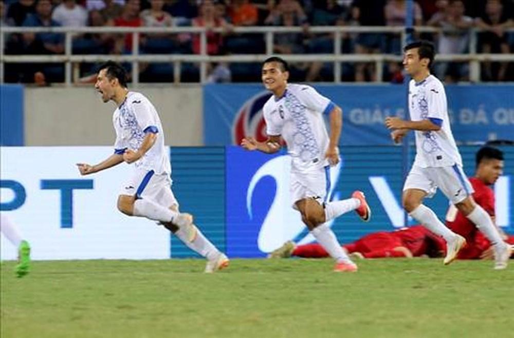 Diễn biến U23 Uzbekistan vs U23 Bangladesh (bóng đá nam ASIAD 2018)