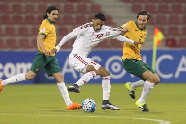 Kết quả U23 UAE 0-1 U23 Syria, bảng C ASIAD 2018