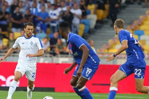 Kết quả Dynamo Kyiv 2-0 Slavia Praha, Cúp C1 châu Âu - vòng sơ loại