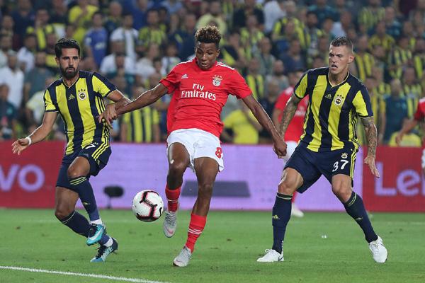 Kết quả Cúp C1 châu Âu hôm nay (15/8): Fenerbahce 1- 1 Benfica