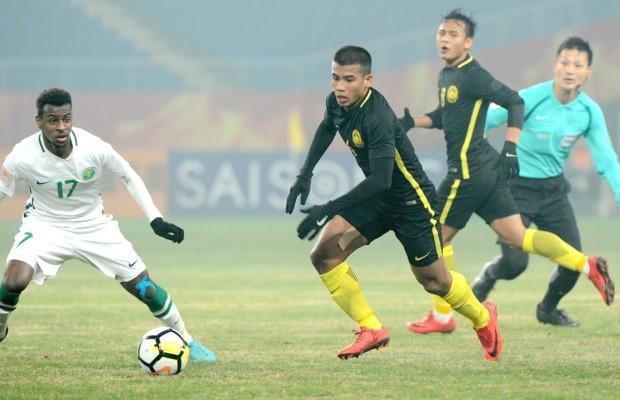 Kết quả U23 Kyrgyzstan 1-3 U23 Malaysia: Cú sốc lớn nhất ASIAD 2018