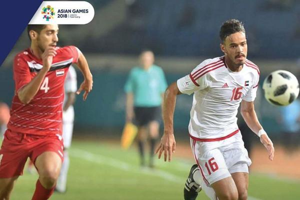 Kết quả ASIAD 2018: U23 Đông Timor vs U23 UAE (KT, 1-4)