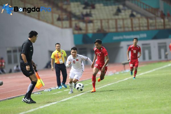 Diễn biến U23 Việt Nam vs U23 Nepal: Chiến thắng thuyết phục