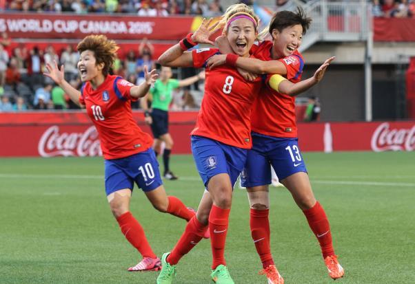 Kết quả Nữ Hàn Quốc 2-1 Nữ Đài Loan (ASIAD 2018)