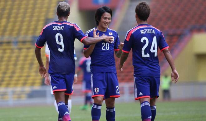 Diễn biến U23 Nhật Bản vs U23 Pakistan (bóng đá nam ASIAD 2018)
